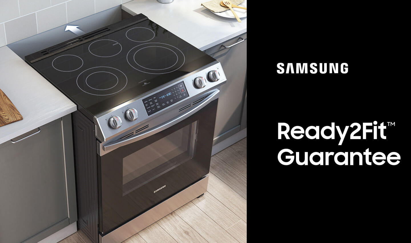 Samsung Ready2Fit Guarantee